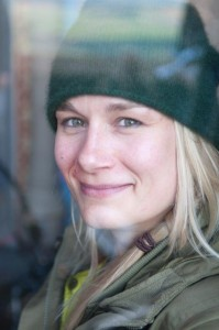 Produktionsleiterin Franziska Jahnke.