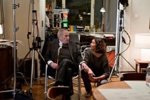 Walter Schultheiß (Paul Bogenschütz) mit Ulrike Folkerts (Marianne Bogenschütz).